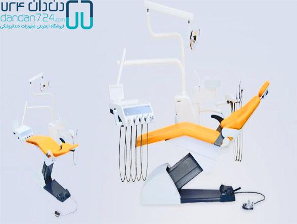 تجهیزات دندانپزشکی دست دوم یونیت دندانپزشکی دندان724 DANDAN724