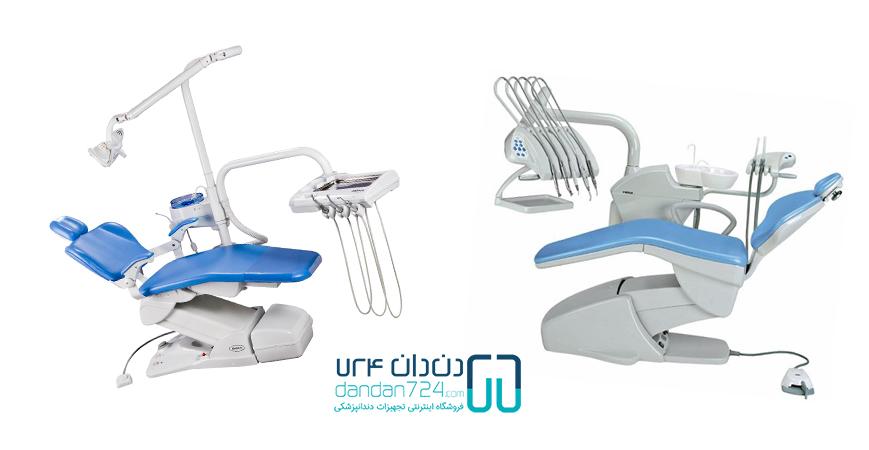 تجهیزات دندانپزشکی یونیت دندانپزشکی دندان724 dandan724