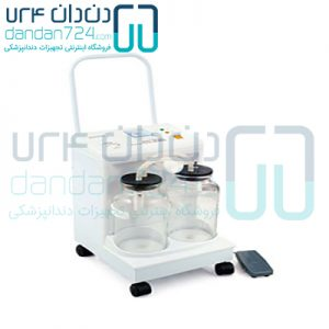 دستگاه ساکشن جراحی تک یونیت Yuwell مدل 7A-23D | دندان724 | dandan724