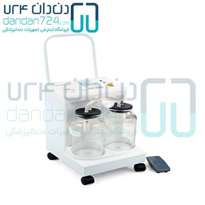 دستگاه ساکشن جراحی تک یونیت Yuwell مدل 7A-23D   دندان724   dandan724