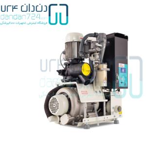ساکشن 2 تا 6 یونیت Cattani مدل turbo smart 2v