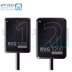 سنسور RVG کداک Carestream سایز 1 مدل RVG 5200