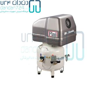 کمپرسور oill free پنج یونیت Medic Air مدل Med 320-50V بدون درایر