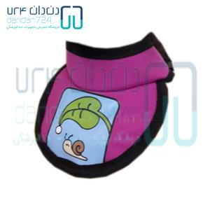 تیرویید بند سربی مدل کودک با پوشش سینه