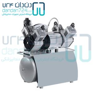 کمپرسور هفت تا هشت یونیت دوردنتال Durr Dental مدل Quattro