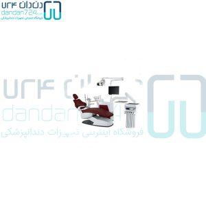 یونیت صندلی شیک طب Shick Teb شیلنگ از پایین مدل SC500|دندان 724