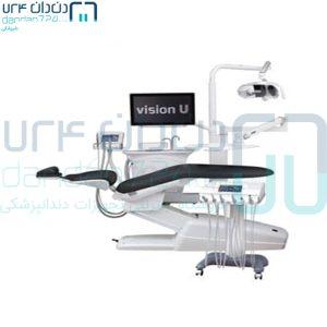 یونیت Ultradent شیلنگ از پایین مدل U 6000 F Premium