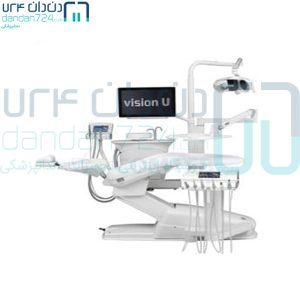 یونیت Ultradent شیلنگ از پایین مدل U 6000 S Premium